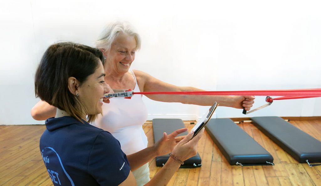 ¿Puede una aplicación sustituir a un fisioterapeuta?