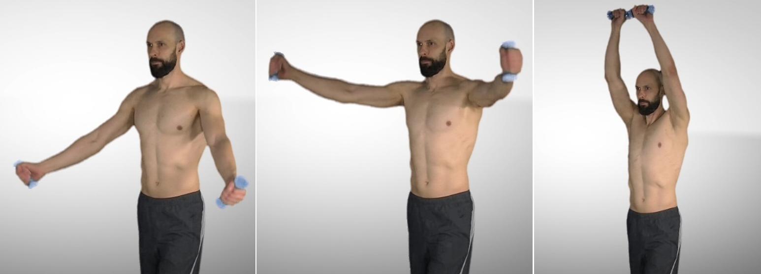 Curso de Alteraciones del Movimiento del hombro