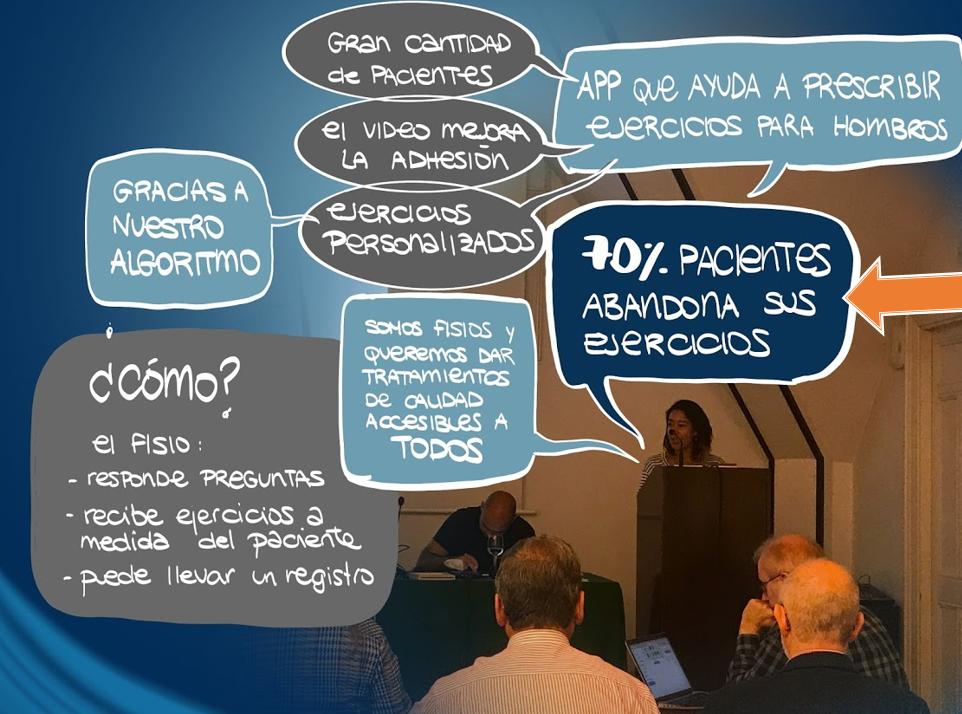 Presentación del proyecto Physio SET app