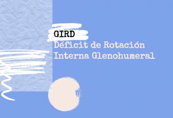 GIRD - Déficit de rotación interna glenohumeral