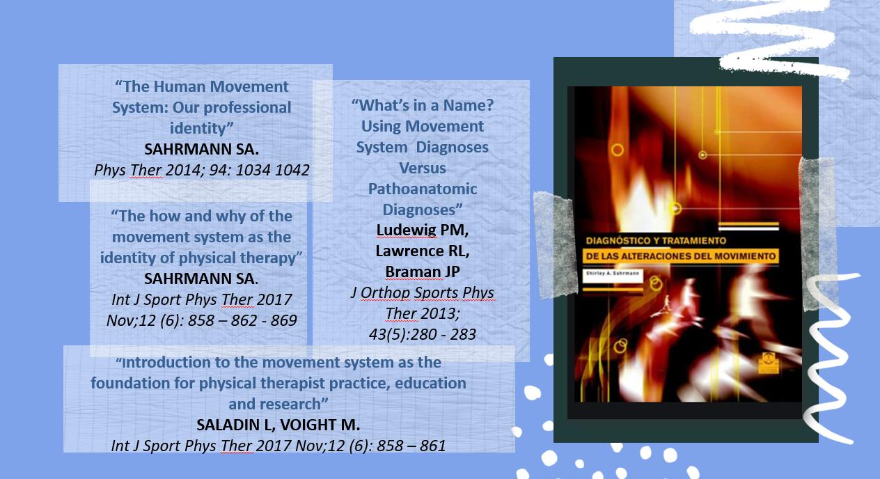 El sistema del movimiento