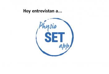 Physio SET app en los medios de comunicación