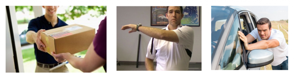Physio SET app curso ejercicios hombro